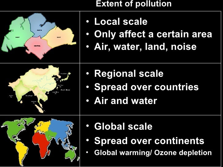 the extent of pollution that affect The main problem caused by water pollution is the effect it has on aquatic life dead fish, birds, dolphins, and many other animals often wind up on beaches, killed by pollutants in their habitat pollution disrupts the natural food chain as well.