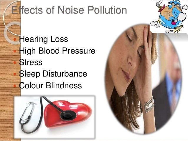 How to Avoid Noise Pollution ?  The Government should ensure the new machines that Should be noise proof.  Air ports mus...