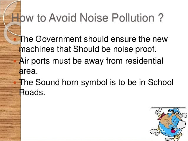 effects and causes of sound pollution We're taking a look at the effects noise pollution has on your sleep, and the  resulting  noises at nighttime are irritating and disruptive and can cause stress.