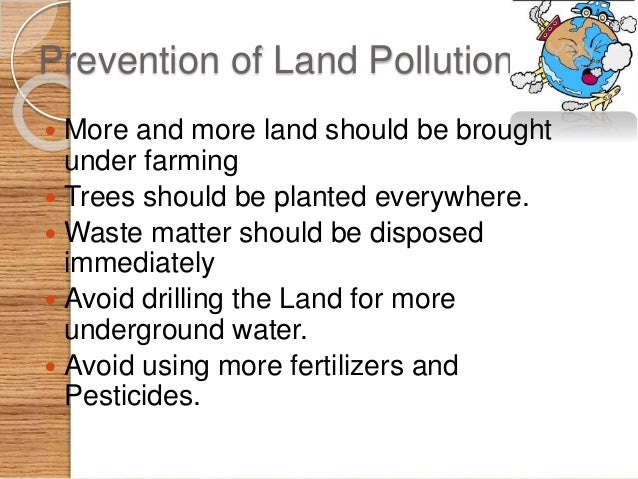 The Carrot Approach to Pollution Control  This approach involves offering advice to companies about pollution and waste t...
