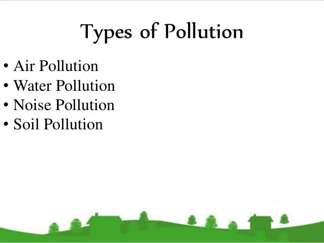 Pollution and Environmental Law: Pollution Control in the ...