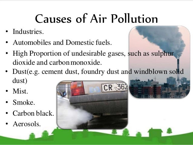 causes of air pollution in the philippines