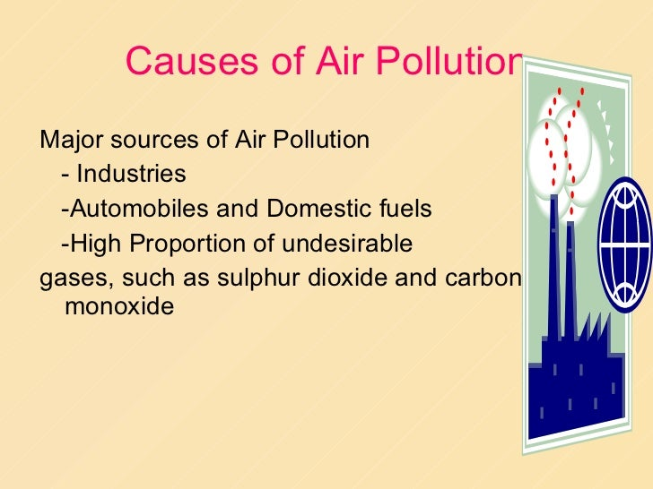 pollution problems essay