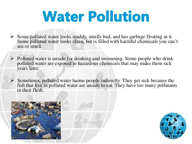 What Are Natural Water Pollutants