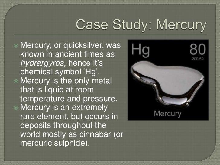 Does Mercury Evaporate At Room Temperature