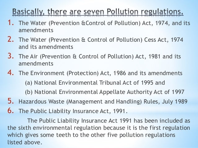 types of pollution in india pdf