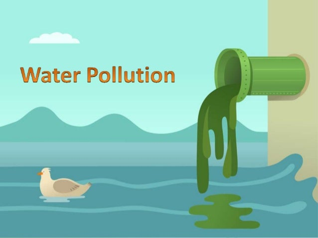 water pollution and its effects on Different types of pollution are categorized based on the part of the environment which they affect or result which the particular pollution causes each of these types has its own distinctive causes and consequences categorized.