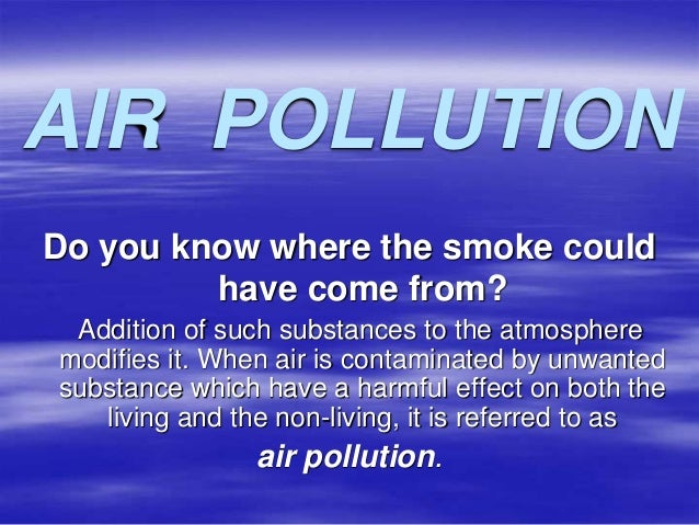 air and water pollution in birmingham First installment of a three part series examining air pollution in birmingham learn what air pollution was like in the 60s and 70s, and how it changed.