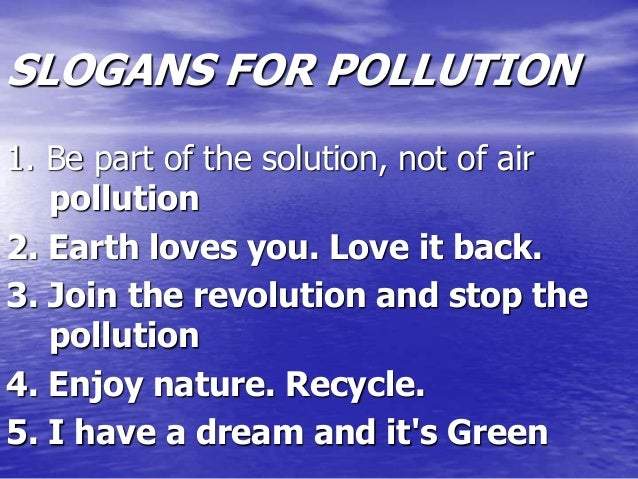 air and water pollution 3 We also fight for policies and practices that ensure a safe and sufficient water supply through efficiency, pollution controls, better management, and infrastructure improvements what we're doing policy solution enforce the clean water act.