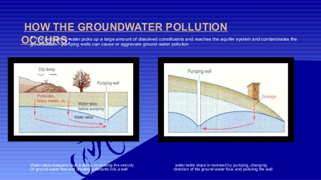 groundwater contamination essay Free essay: nitrate contamination of ground water the earth's surface is covered by massive amounts of water, but only a small measure of it is safe for.