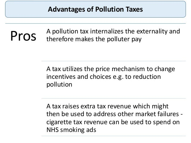 disadvantages of tax on cigarettes