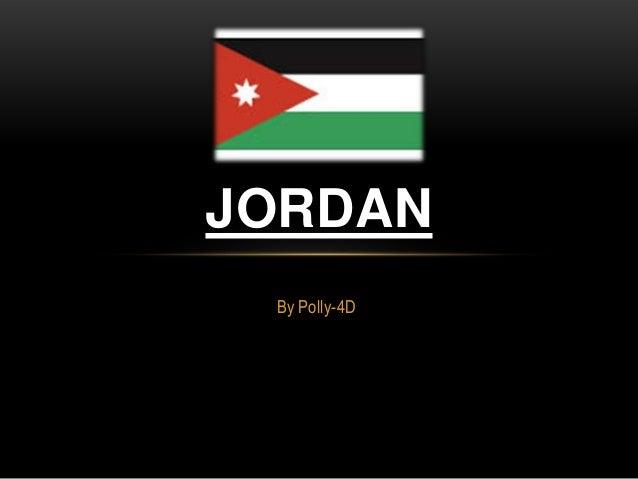 JORDAN By Polly-4D