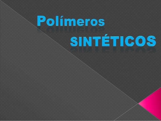 Os polímeros são materiais orgânicos ou inorgânicos, naturais ou sintéticos, de alto peso molecular, cuja estrutura molecu...