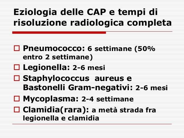 Polmoniti croniche  Slide 3