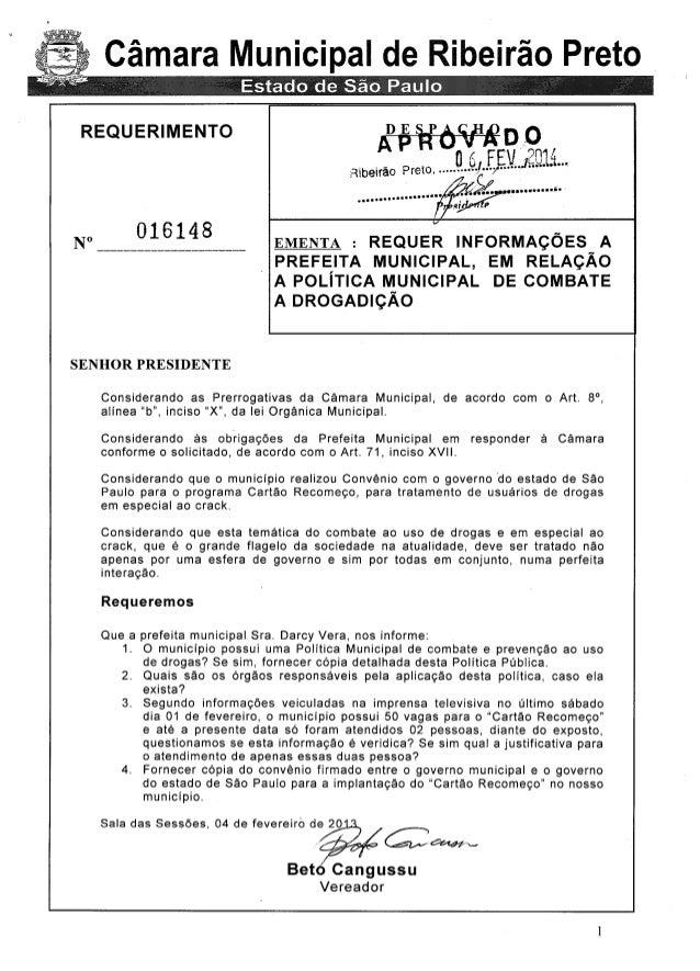 POLITICA MUNICIPAL DE COMBATE A DROGADIÇÃO