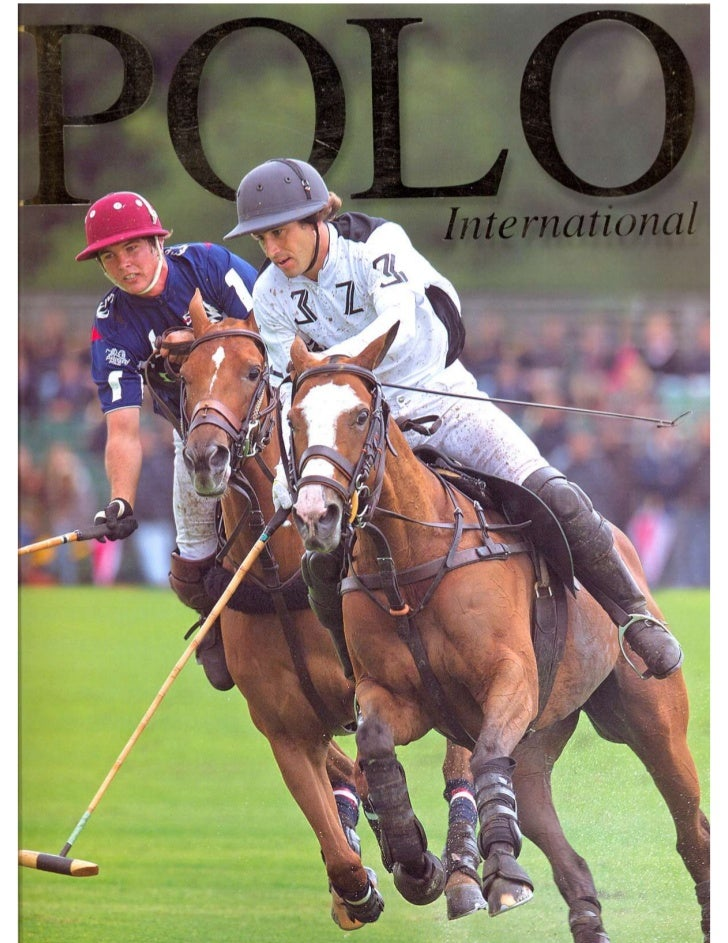 Polo International Magazine No86 2011