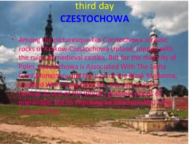 czestochowa muslim The crowning of our lady of czestochowa in 1717 was the first such coronation to  muslim new visions  our lady of czestochowa to receive a new crown.