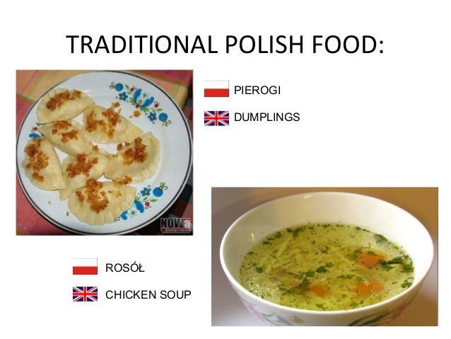 Poland presentation for Authentic polish cuisine