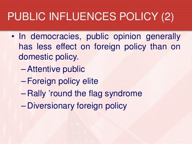 Foreign Policy_22 >> Political Science 5 – Western Political Thought - Power Point #9