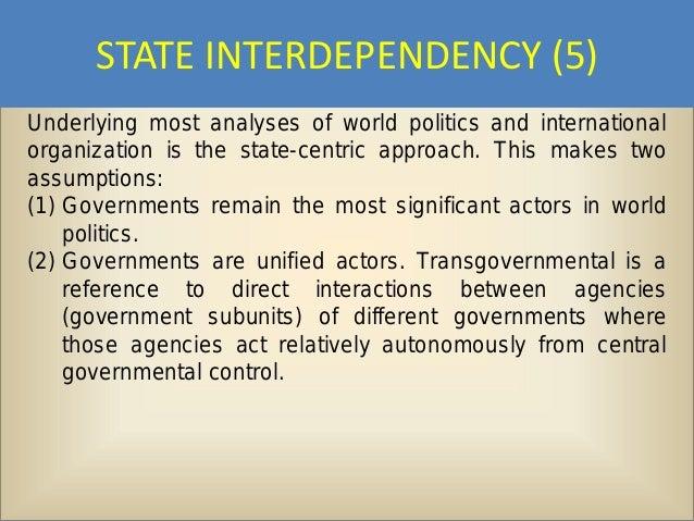 power in international relations pdf