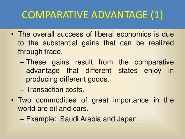 liberalism and mercantilism What liberalism is the different types of liberalism more efficiently, than did the prevailing economic theory of the time, mercantilism.