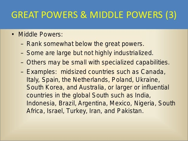 what is power in international relations Professor joe nye of the harvard kennedy school of government talks to knoowit tv about the use of power in international relations.