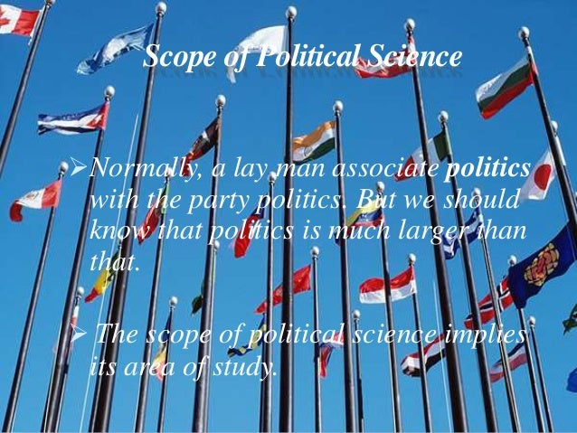 the nature of political science The conditional nature of political risk: how home institutions influence the  location of foreign direct investment quintin h beazer.