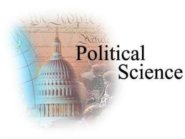 What are the seven Scopes of Political Science?