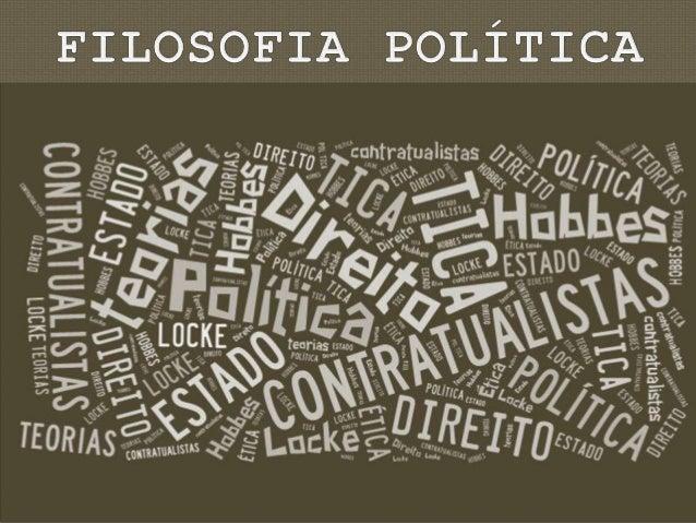 """A reflexão filosófica que fazemos acerca  da """"política"""" contribui para a nossa educação  enquanto cidadãos e nos fornece u..."""