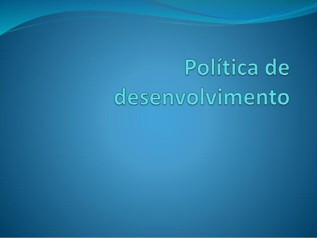  Rápido processo de crescimento econômico a partir de 1930 – Início da industrialização em determinadas regiões do Brasil...