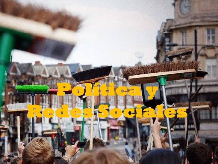 Política yRedes Sociales