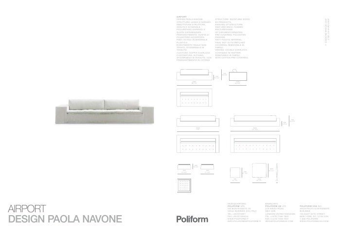 AIRPORT DESIGN PAOLA NAVONE