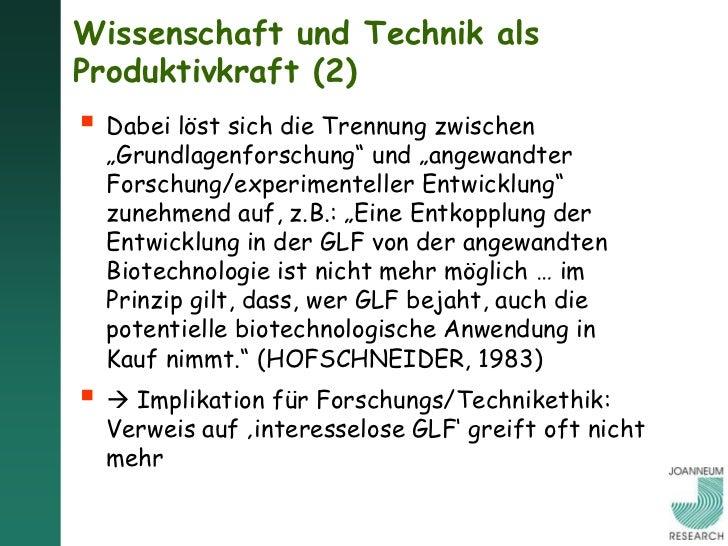Kategorien der Verantwortung inWissenschaft und Technik (1) Wissenschaftler und Ingenieure stellen meist nur  HANDLUNGSOP...