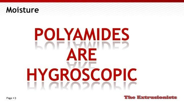 Polyamide extrusion Slide 3