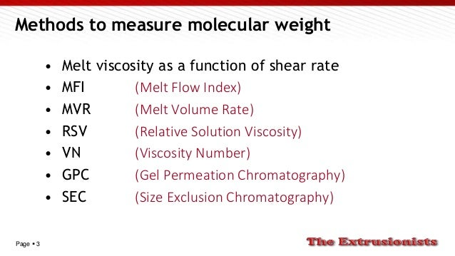 Polyamide viscosity measurement methods Slide 3