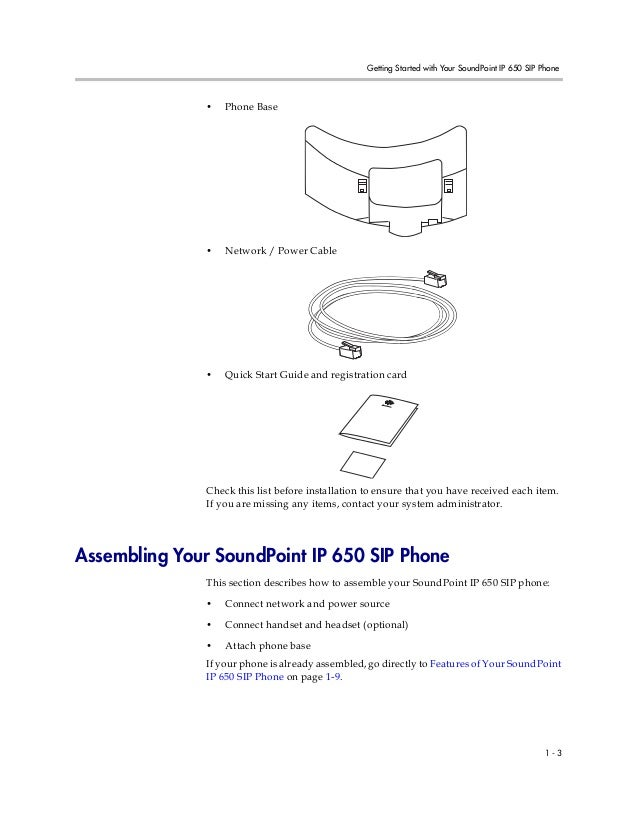 polycom soundpoint ip650 user guide rh slideshare net Cat 5 to Cat 3 Diagram Cat 6 Cable Wiring Diagram