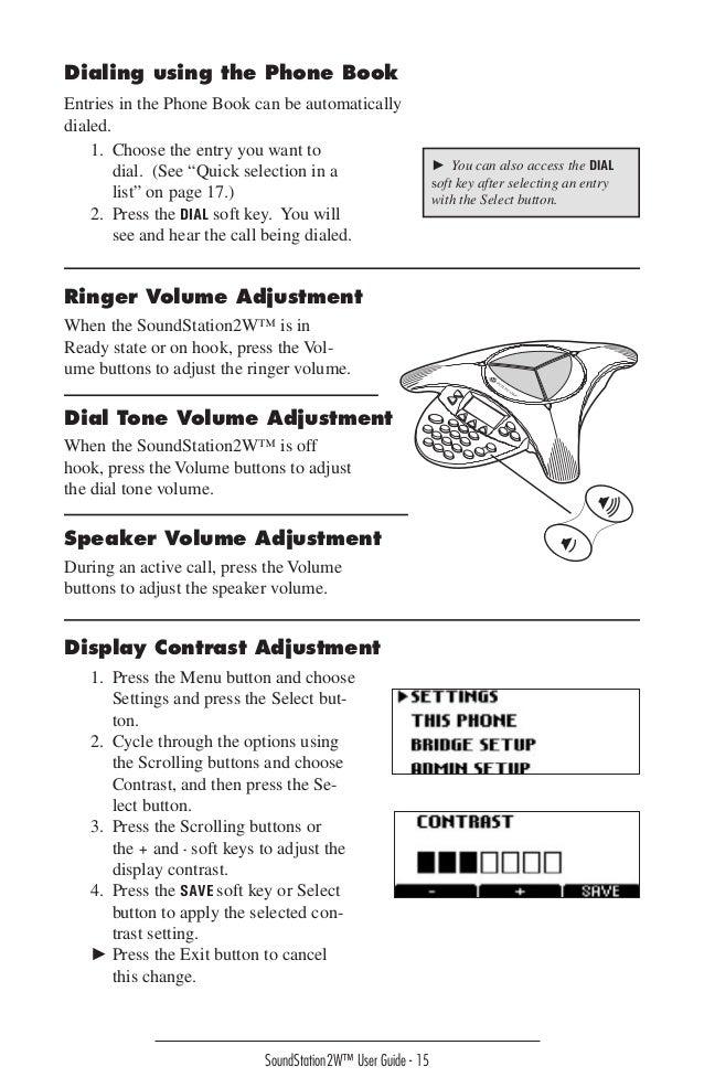 soundstation 2w user guide open source user manual u2022 rh dramatic varieties com polycom soundstation 2w wireless manual polycom soundstation 2 wireless setup guide