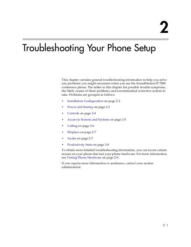 polycom soundstation ip 7000 manual