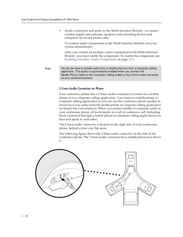 polycom soundstation ip7000 user guide rh slideshare net polycom hdx 7000 installation manual polycom hdx 7000 hd user manual
