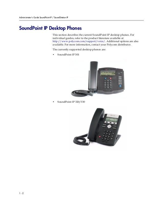polycom spip335 administrator guide rh slideshare net