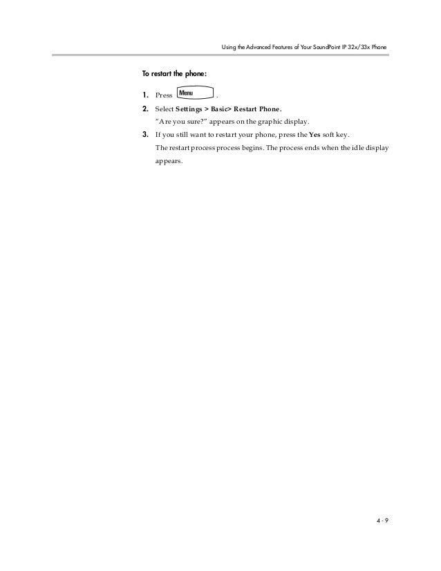 polycom soundpoint ip 335 manual