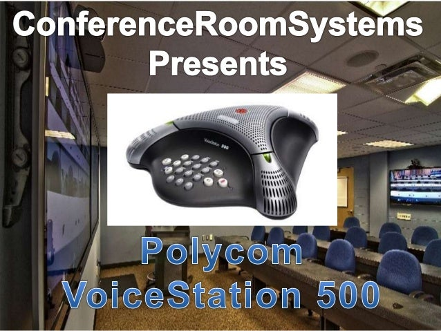Finally a Bluetooth Solution from Polycom… Online Meeting Software
