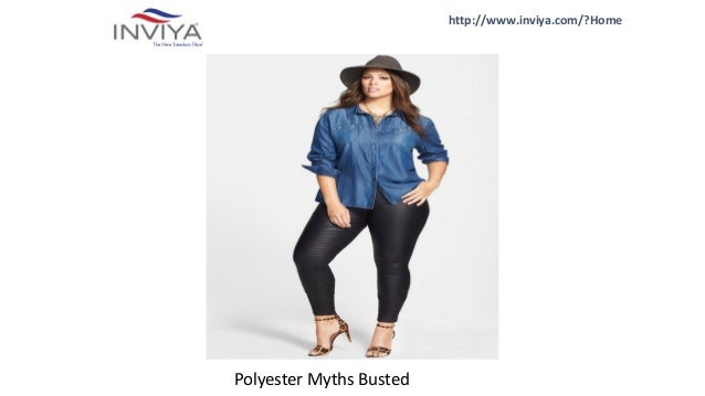 http://www.inviya.com/?Home Polyester Myths Busted
