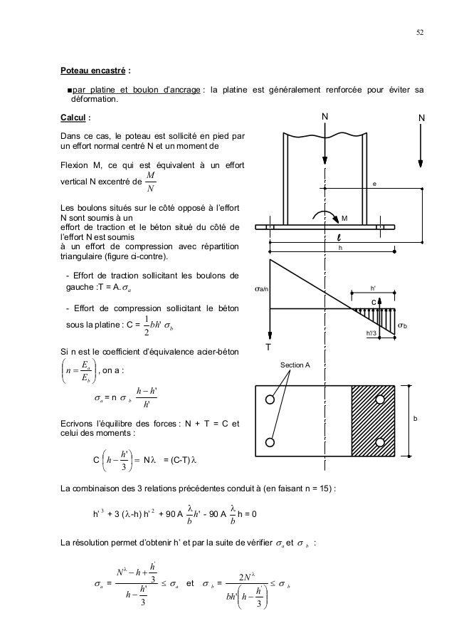 Poly etsher assemblage construction m tallique callaud 2003 - Calcul beton m3 ...