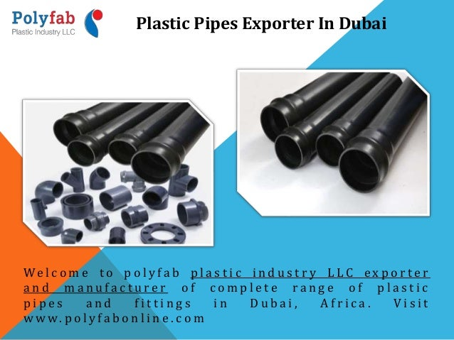 PVC Duct Pipes Manufacturer & Suppliers in UAE