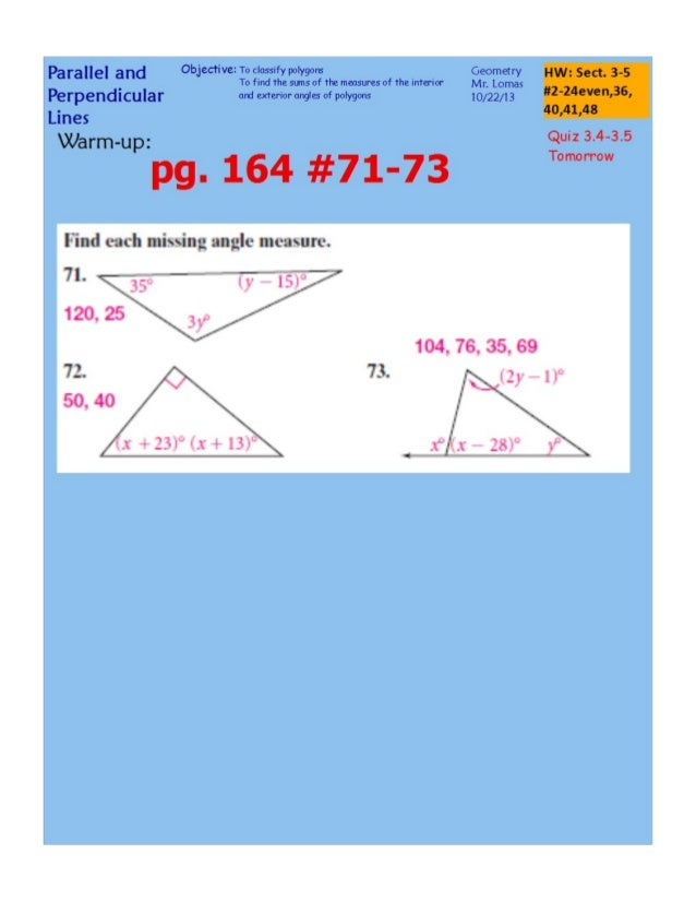 Polygon exterior angle - Sum of the exterior angles of a polygon ...