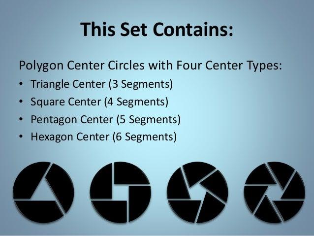 Concept Slides: Polygon Center Circles Slide 2