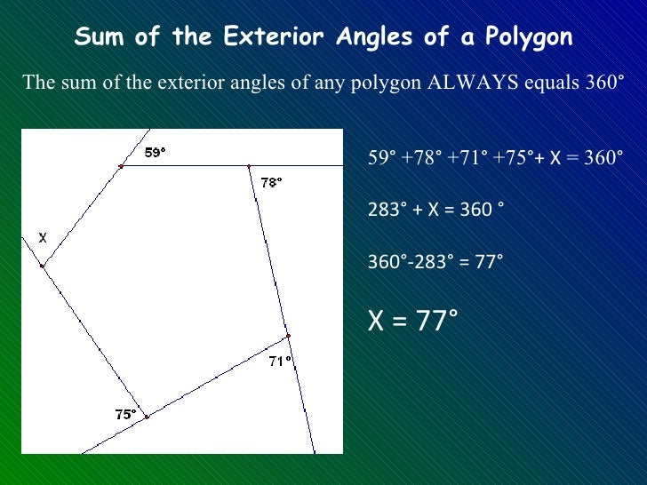 Regular Polygons In Nature Polygon Notes