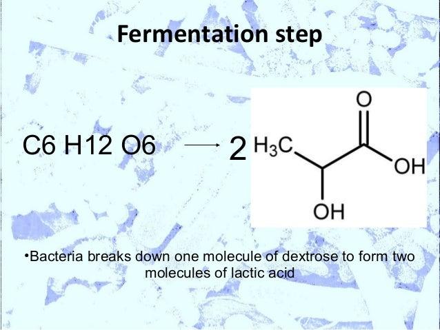 how to break down lactic acid