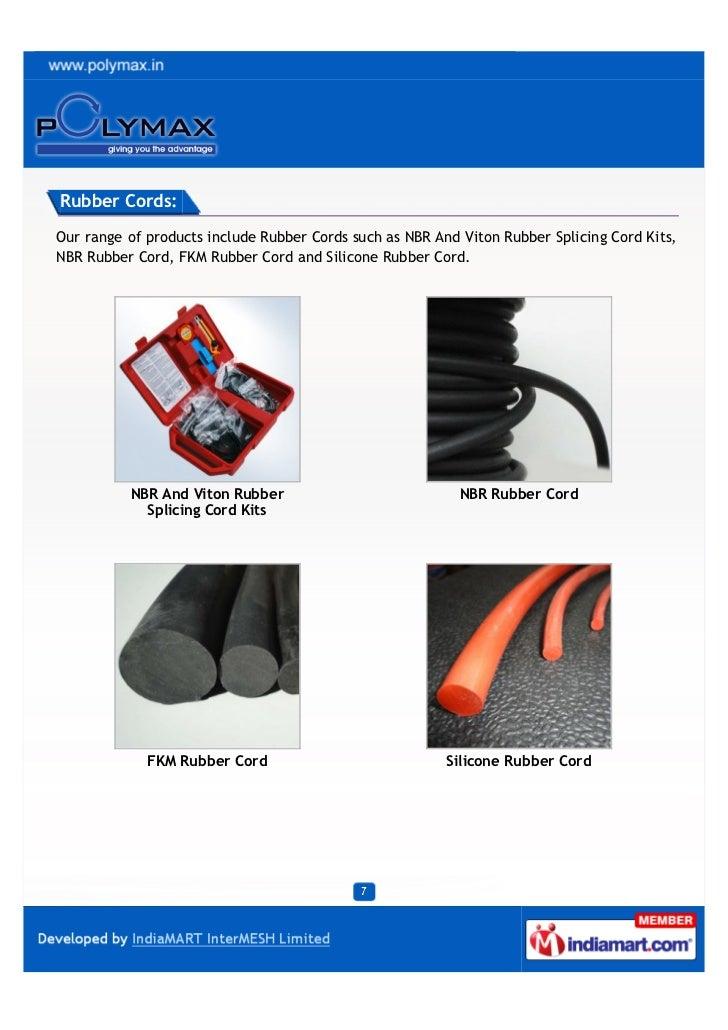 Polymax Ltd Mumbai Rubber Products